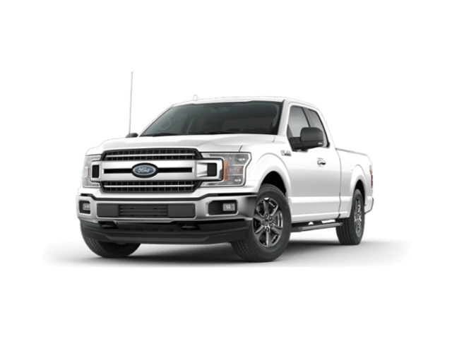 new 2018 Ford F-150 XLT Truck in weatherford